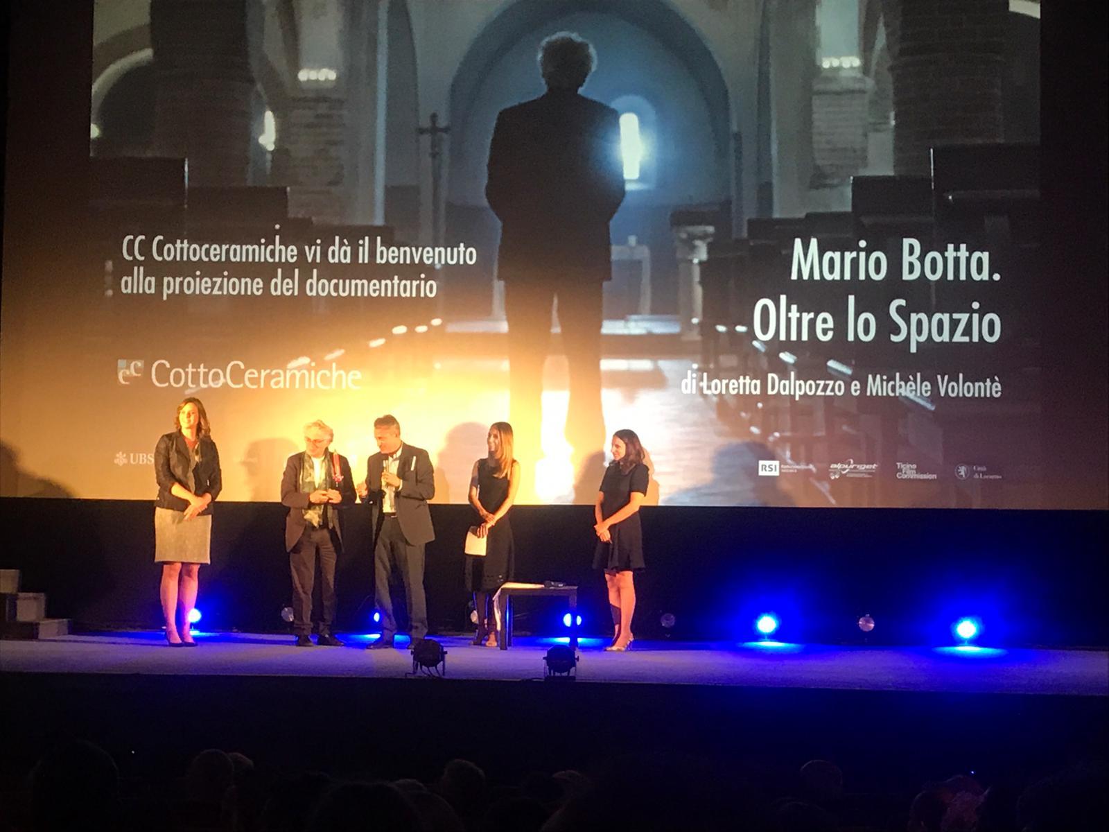 Mario Botta - The Space Beyond