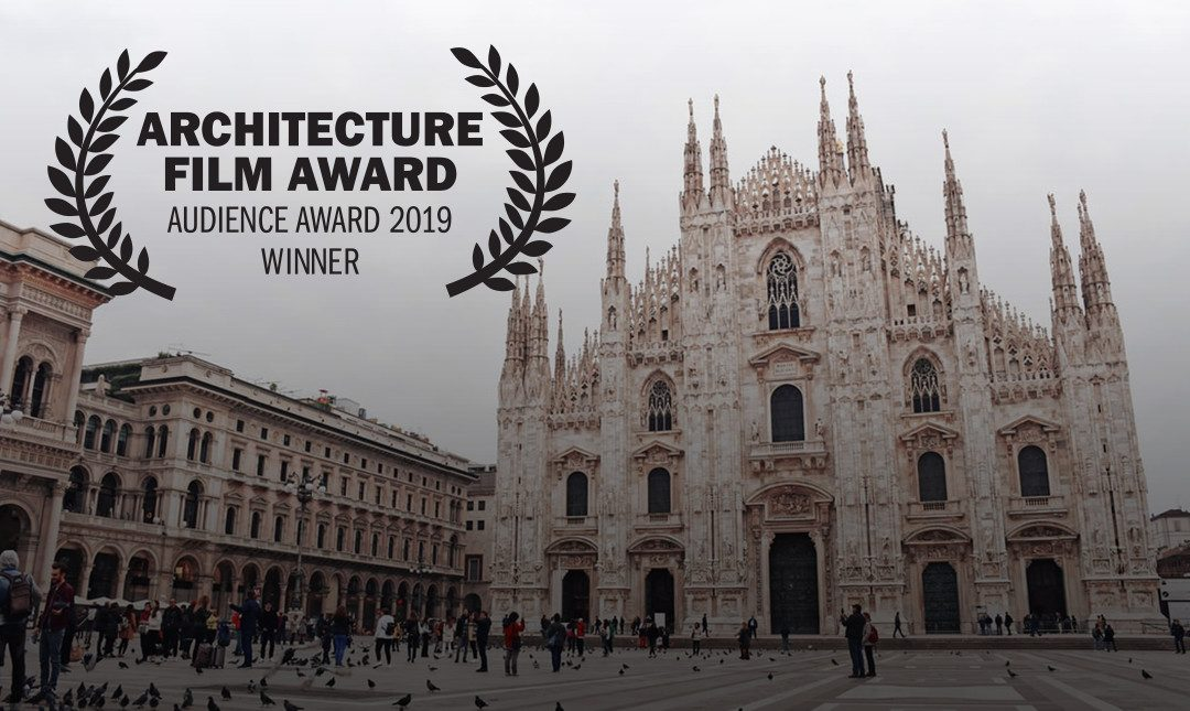 Audience award winner in Milan