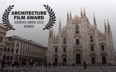 Audience award winner in Milan